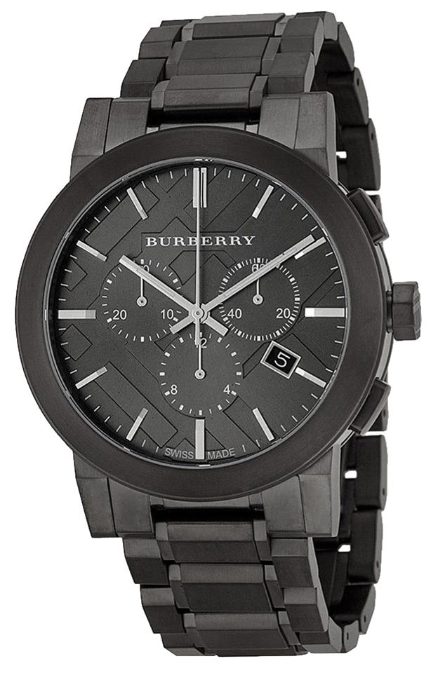 burberry black ion plated burberry accessories