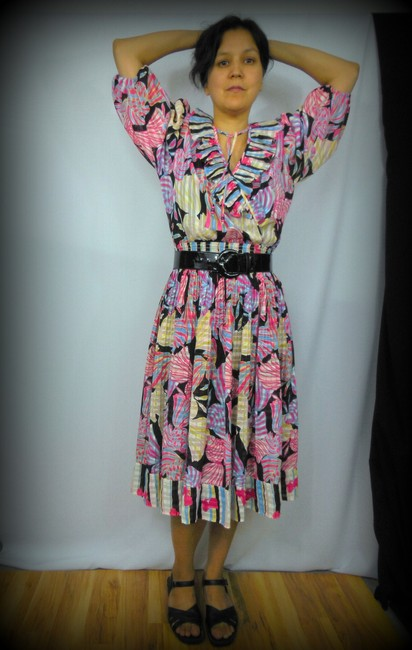 Other 70s 80s Boho By Mosaic Ltd 70s 80's Dress