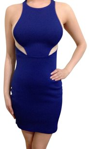& Other Stories short dress navy blue on Tradesy
