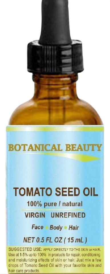 100% pure tomato seed oil