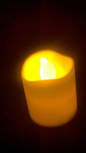 180 Flameless Votives Votive Candles Led