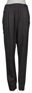 3.1 Phillip Lim Womens Casual Checkered Trousers Pants