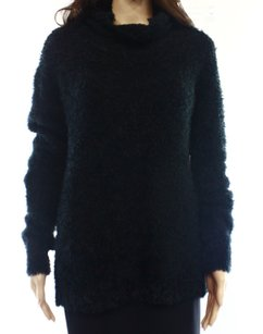 525 America 100% Polyester Cowl Neck Sweater
