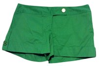 5/48 Cuffed Shorts Green