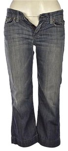 7 For All Mankind Womens Capri/Cropped Denim