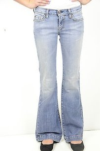 7 For All Mankind Vintage Dojo Flare Leg Jeans