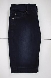 7 For All Mankind Womens Solid Shorts Blend Pants