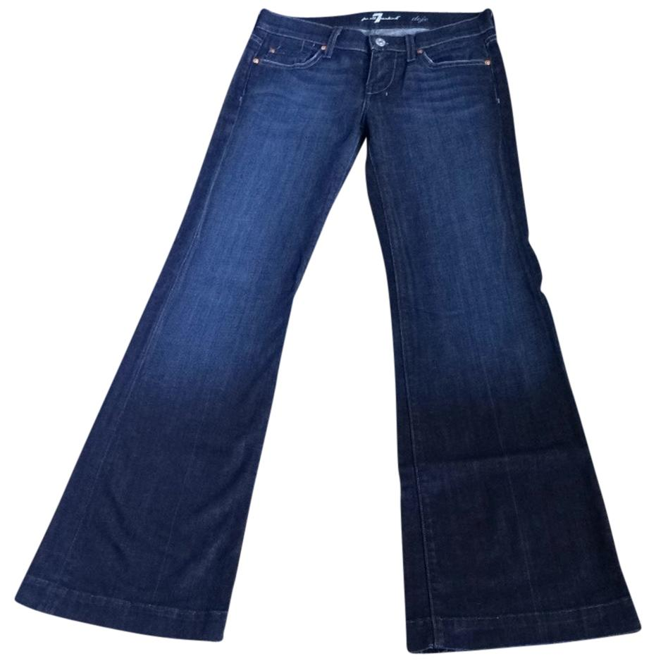70%OFF 7 For All Mankind Wide Leg Jeans - thebamboodesign.com