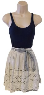 Abercrombie & Fitch short dress White And Blue on Tradesy