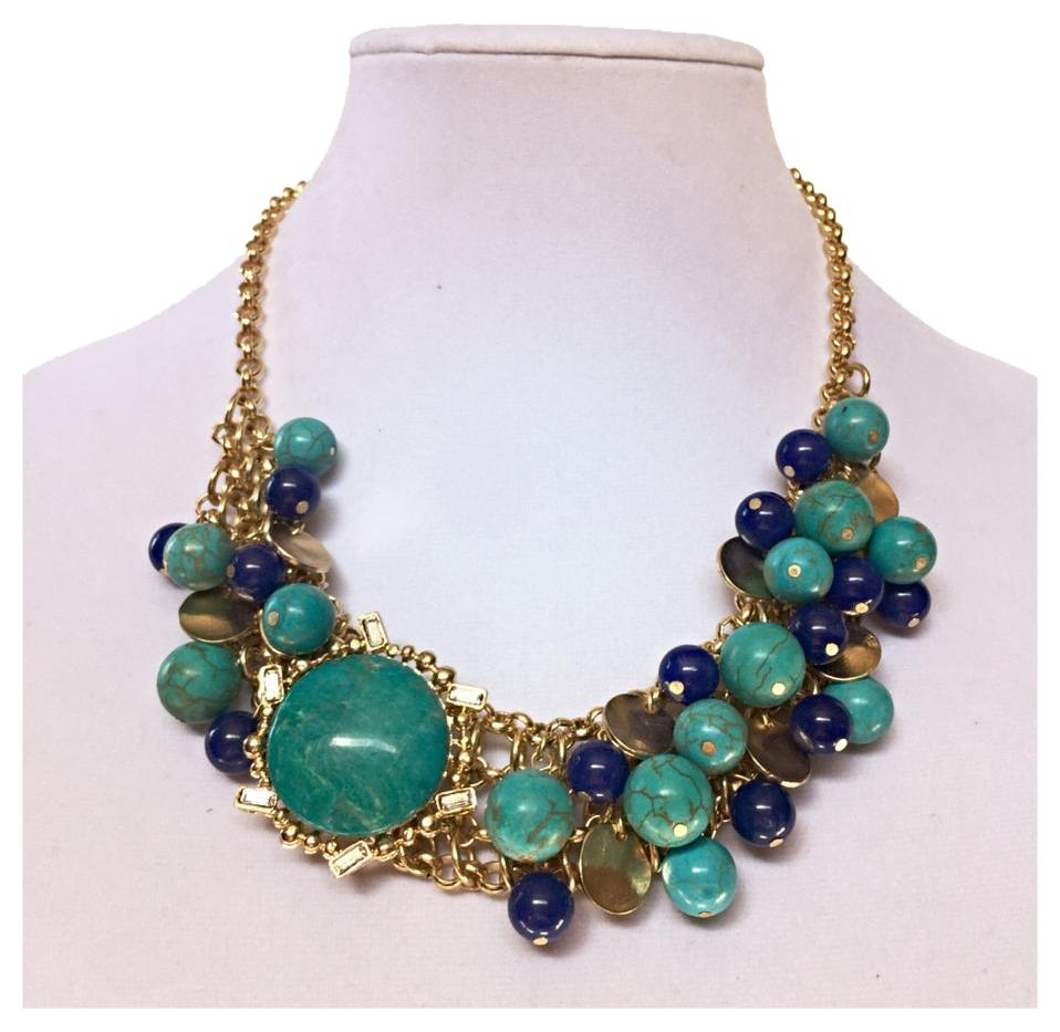 ACC4U Beaded Statement Necklace