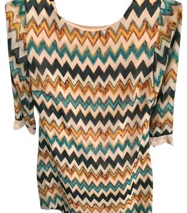 Accidentally In Love short dress Multi- Color( Fall) on Tradesy