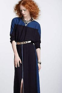 Black Maxi Dress by Ace & Jig Dark Blue
