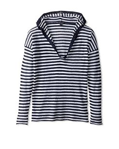 Acrobat Striped Vince Sweater