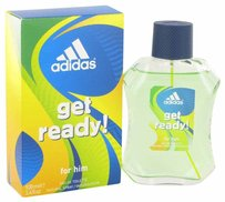 adidas ADIDAS GET READY by ADIDAS ~ Men's Eau de Toilette Spray 3.4 oz