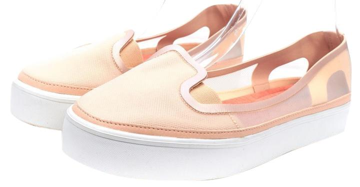 adidas By Stella McCartney Nude Gladura Flats Size US 8.5 Regular (M, B)