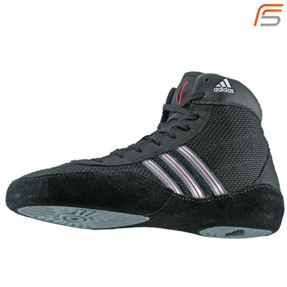 3f51c63be6baa8 ... low cost adidas kids very good condition used. wrestling hvc youth laced  df66f 14a04