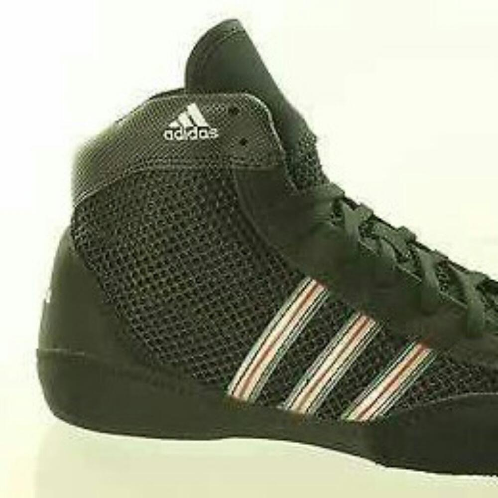 b03f60f1e650fb ... low cost adidas kids very good condition used. wrestling hvc youth laced  dd3a4 2dd0a