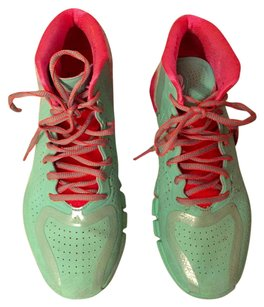 adidas Pink & Green Athletic