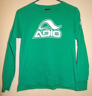 Adio Skate Surf T Shirt Green