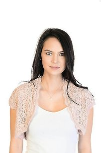 Adrianna Papell Lace Sweater