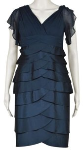 Adrianna Papell Adriana Womens Petite Dress
