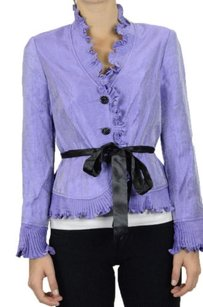 Adrianna Papell Lilac Top Purple