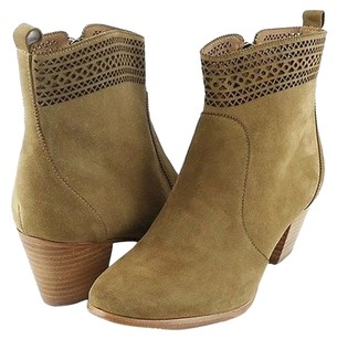 Aerin Tilstone Suede Fennel Boots