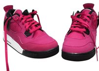 Air Jordan Pink/white/black Athletic