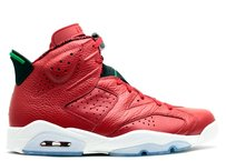 Air Jordan Red Athletic