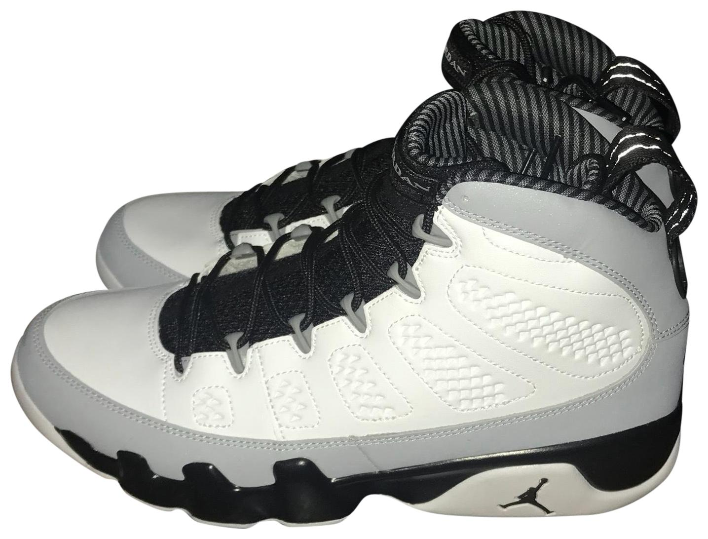 super popular b9c7b e8d68 ... 9 retro barons white and black natural grey for sale bcebf 71945   discount code for air jordan white black wolf grey athletic c3024 0e3a0