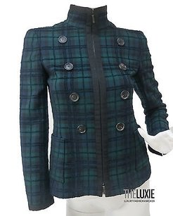 Akris Akris Plaid Gr8 Holidays Jacket Chic Chic
