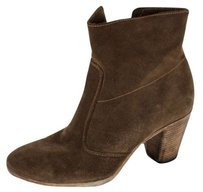 Alberto Fermani Ankle Brown Boots