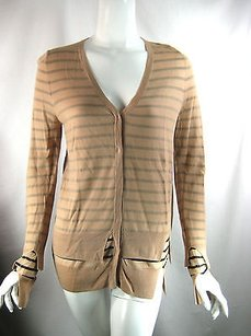A.L.C. Striped Long Sleeve Sweater