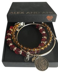 Alex and Ani Snow White Disney Set of 3 Alex and Ani Bangle Bracelets