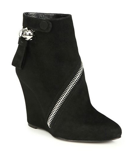 extremely cheap price Alexander McQueen suede zipped boots footlocker for sale buy cheap best seller outlet dmIPNRzF