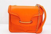 Alexander McQueen Satchel in Orange