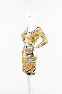 Alexander McQueen Multicolor Dress