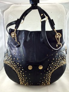 Alexander McQueen Round Shoulder Bag
