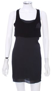 Alexander Wang Strapless Trimmed Lbd Little Blend Sheath Dress