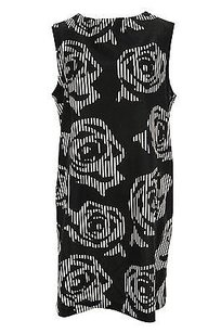Alfani short dress black Good Floral Womens on Tradesy