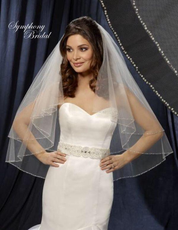 Alfred Angelo Veils