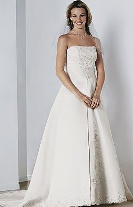 Plus Size Alfred Angelo Wedding Dresses