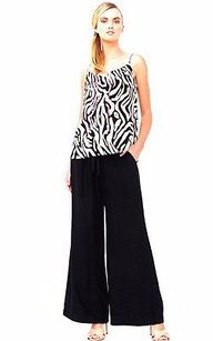 Alice & Trixie Alec Drawstring Silk Wide Leg Pants