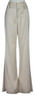 Alice + Olivia Womens Dress Textured Wtw Trousers Pants