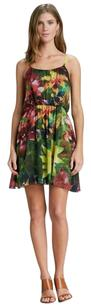 Alice + Olivia short dress Floral on Tradesy