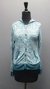 Allen Allen Long Sleeved Stretchy Hoodie Sm3906 Sweater