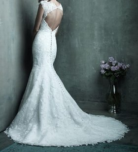 Allure Bridals Brand New Couture C287 Wedding Dress