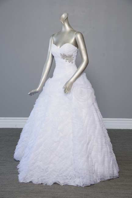 Allure Bridals Q349 Dress