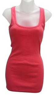 American Apparel Raspberry Long Ribbed 70554sc T Shirt Pinks