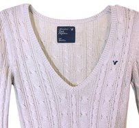 American Eagle Outfitters Ae V-neck Long Sweater
